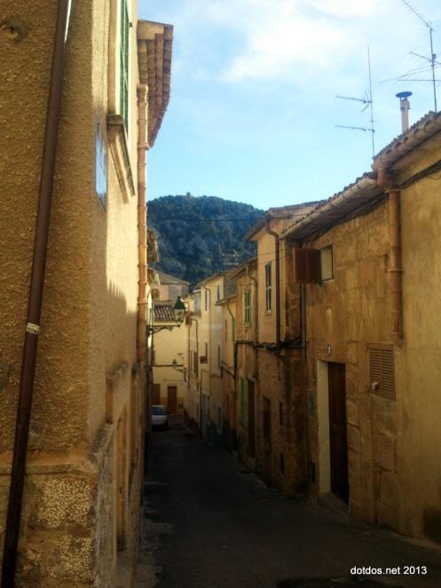 calle piedra pollença