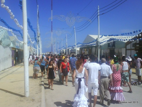 Feria de La Línea, Cádiz
