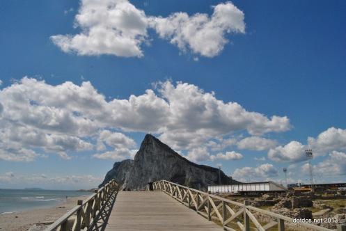 Puente hacia Gibraltar