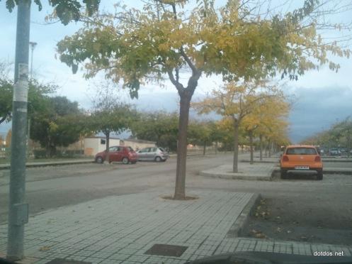 aparcamiento día